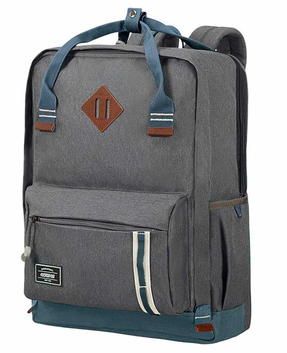 "American Tourister Urban Groove 17.3"" Mochila Gris"