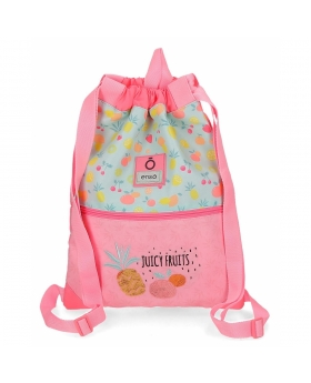 Enso Mochila Saco  Juicy Fruits Multicolor - 1