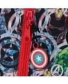 Marvel Mochila con Ruedas Avengers Armour Up 2R Azul (Foto 5)