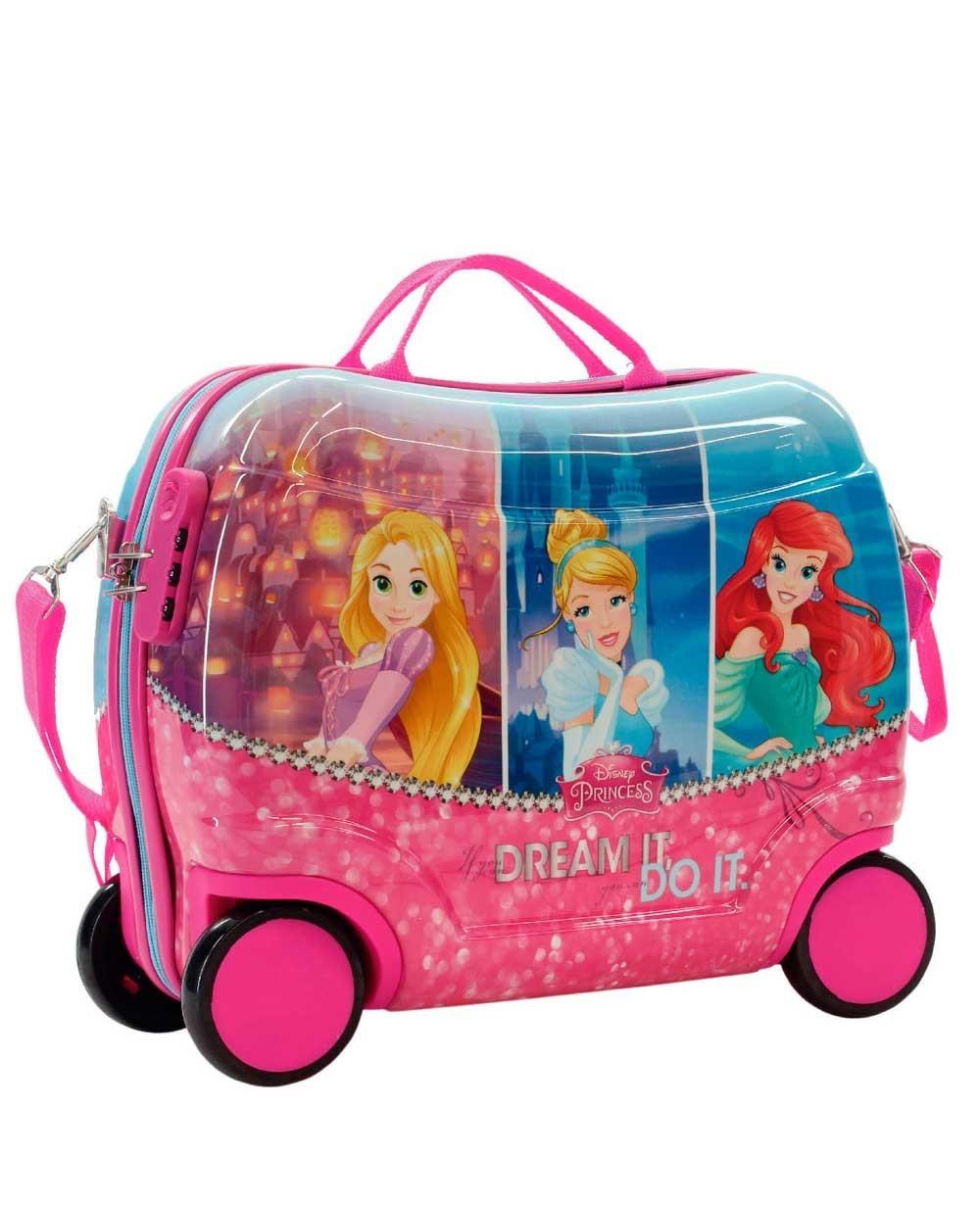Disney Princess Maleta correpasillos Rosa 0