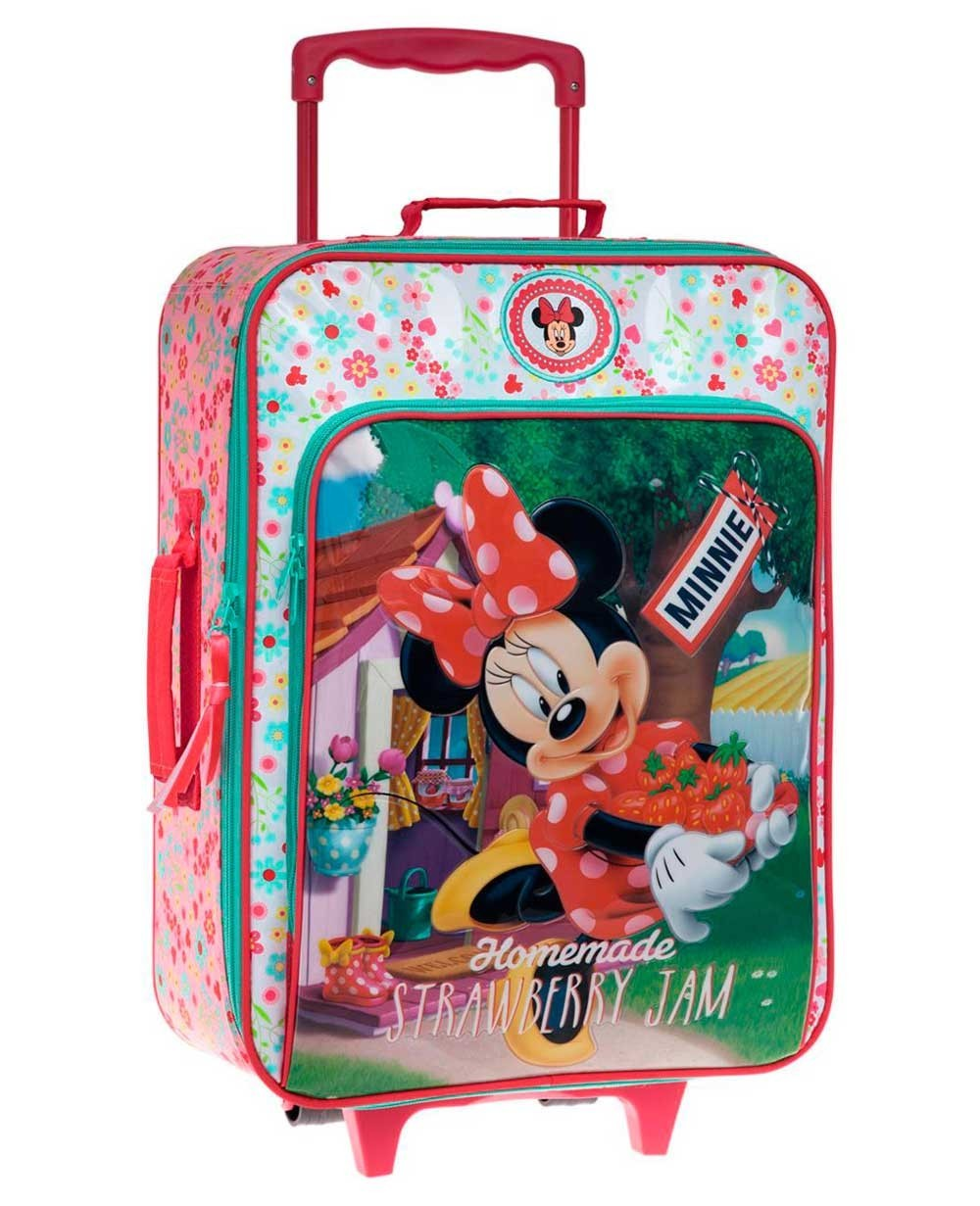 Disney Strawberry Jam Maleta de mano Rosa