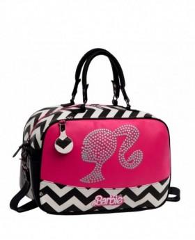 Bolsa de Viaje Grande Barbie Dream Rosa - 37cm | Maletia.com