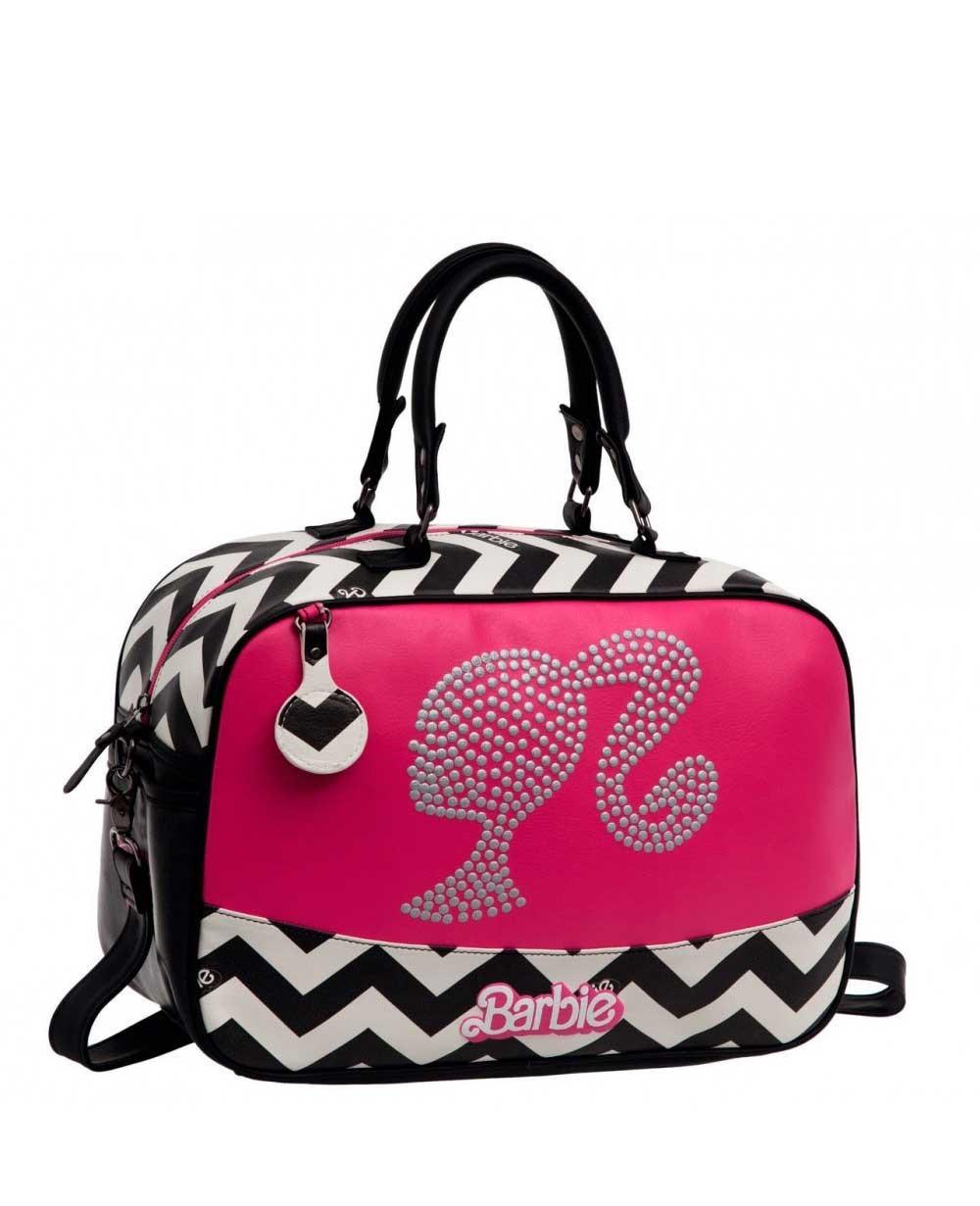 Barbie Dream Bolsa de Viaje Rosa (Foto )
