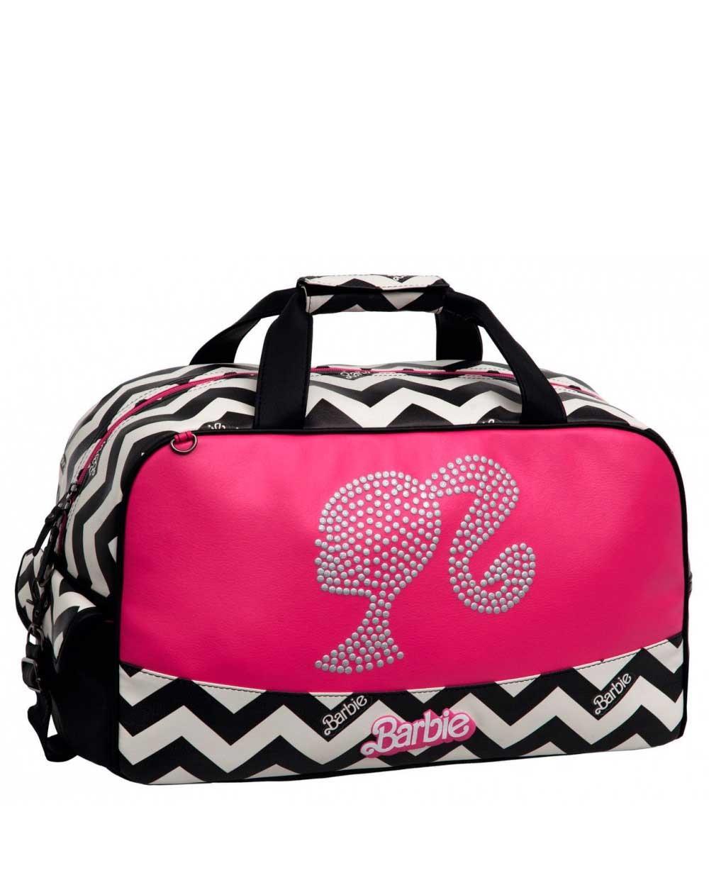 Barbie Dream Bolsa de Viaje Grande Rosa (Foto )