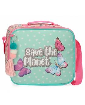 Movom Bandolera Térmica  Save the Planet Multicolor - 1