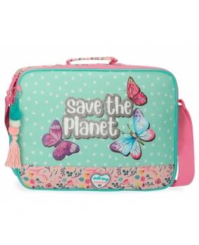 Movom Cartera Escolar  Save the Planet Multicolor - 1