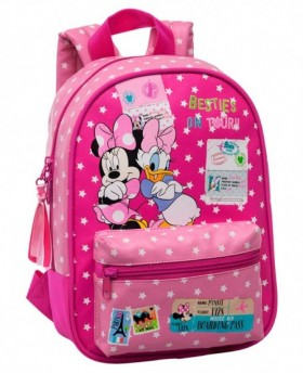 Disney Minnie & Daisy Mochila de día Rosa 0