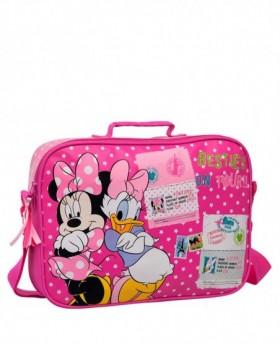 Disney Minnie & Daisy Carterón Rosa