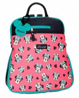 Disney Minnie Wink Mochila de día Rosa 0