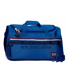 Pepe Jeans Bolso de viaje  Overlap Azul - 1