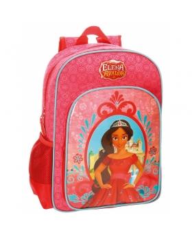 Disney Elena de Avalor Mochila adaptable Rosa 0