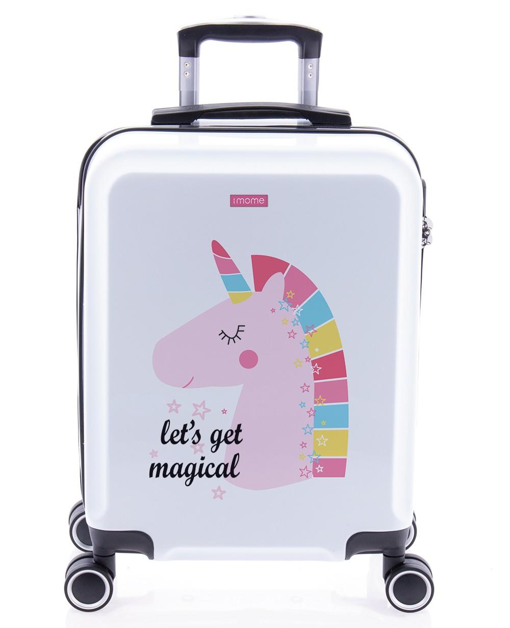 imome Cool Maleta de mano Let's get Magical Unicornio (Foto )