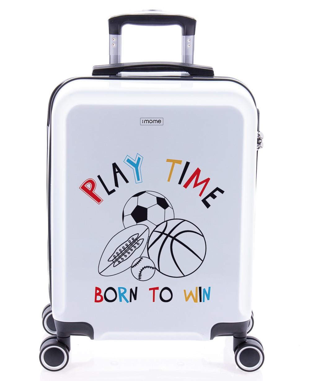 imome Cool Maleta de mano Play Time Deportes (Foto )