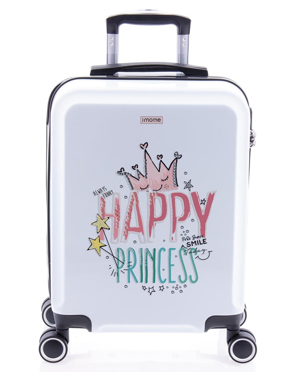 imome Cool Maleta de mano Happy Princess Princesa (Foto )