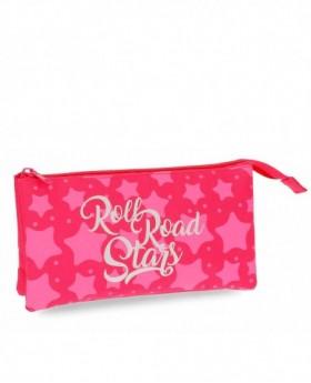 Roll Road Stars Estuche Rosa 0