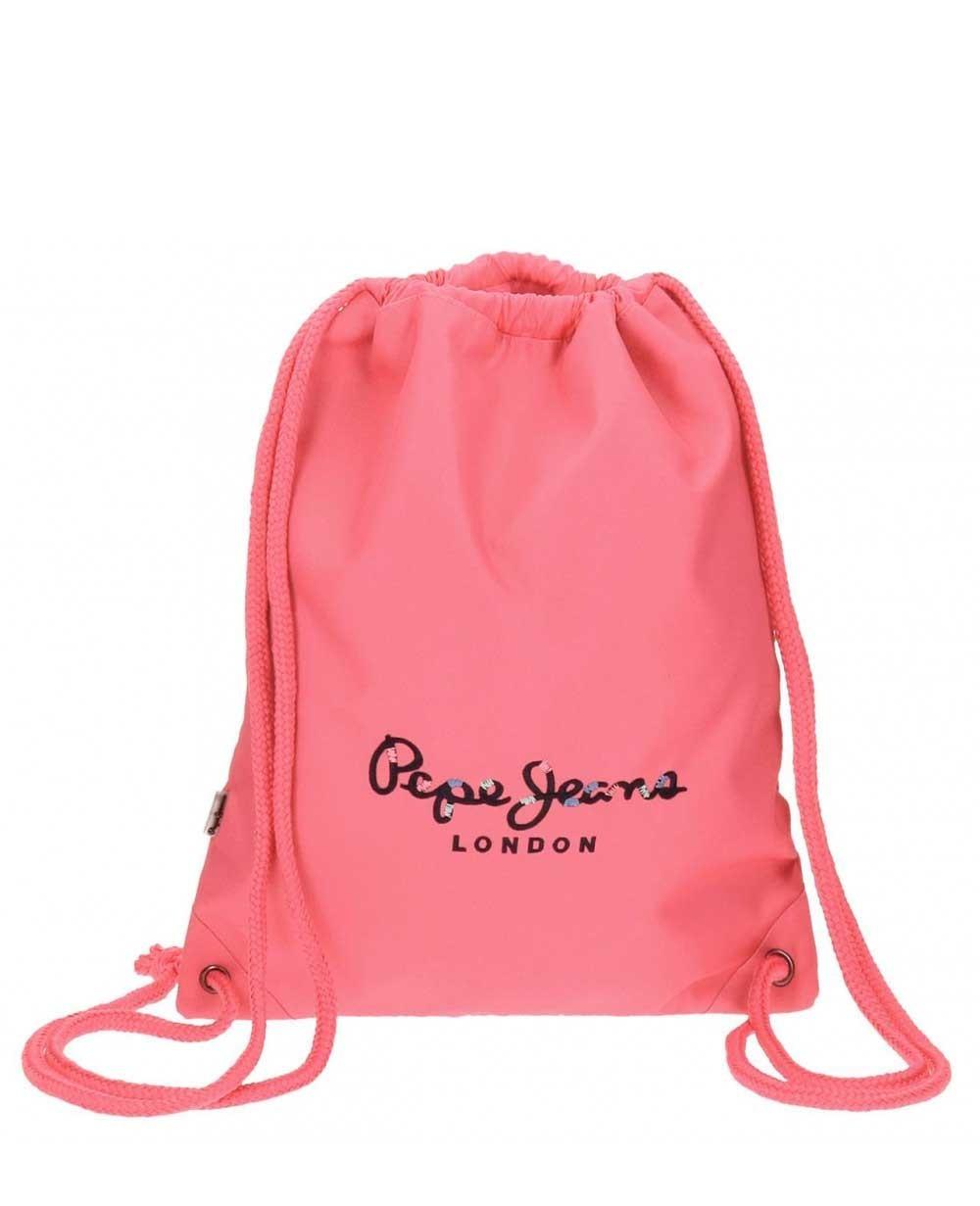 Pepe Jeans Harlow Gymsack Rosa (Foto )