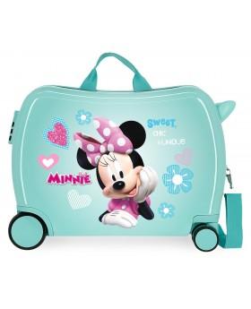 Minnie Fabulous Correpasillos Turquesa