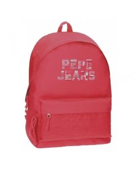 Pepe Jeans Samantha Mochila adaptable Rosa 0