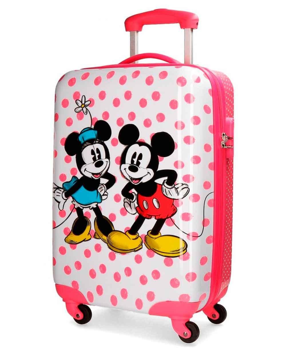 Disney Minnie Dots Maleta de mano Rosa (Foto )