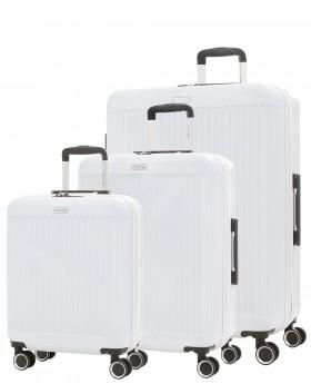 Set de Maletas imome Fresh Blancas| Maletia.com