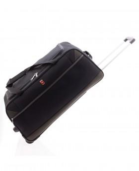 Bolsa de Viaje con Ruedas Gladiator Metro Negra - 40cm | Maletia.com