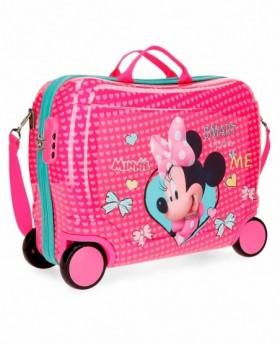 Disney Minnie Happy Helpers Correpasillos Rosa 0