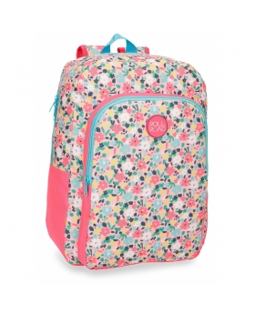 Roll Road Pretty Coral Mochila adaptable Rosa 0
