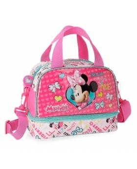 Disney Minnie Happy Helpers Neceser Rosa 0