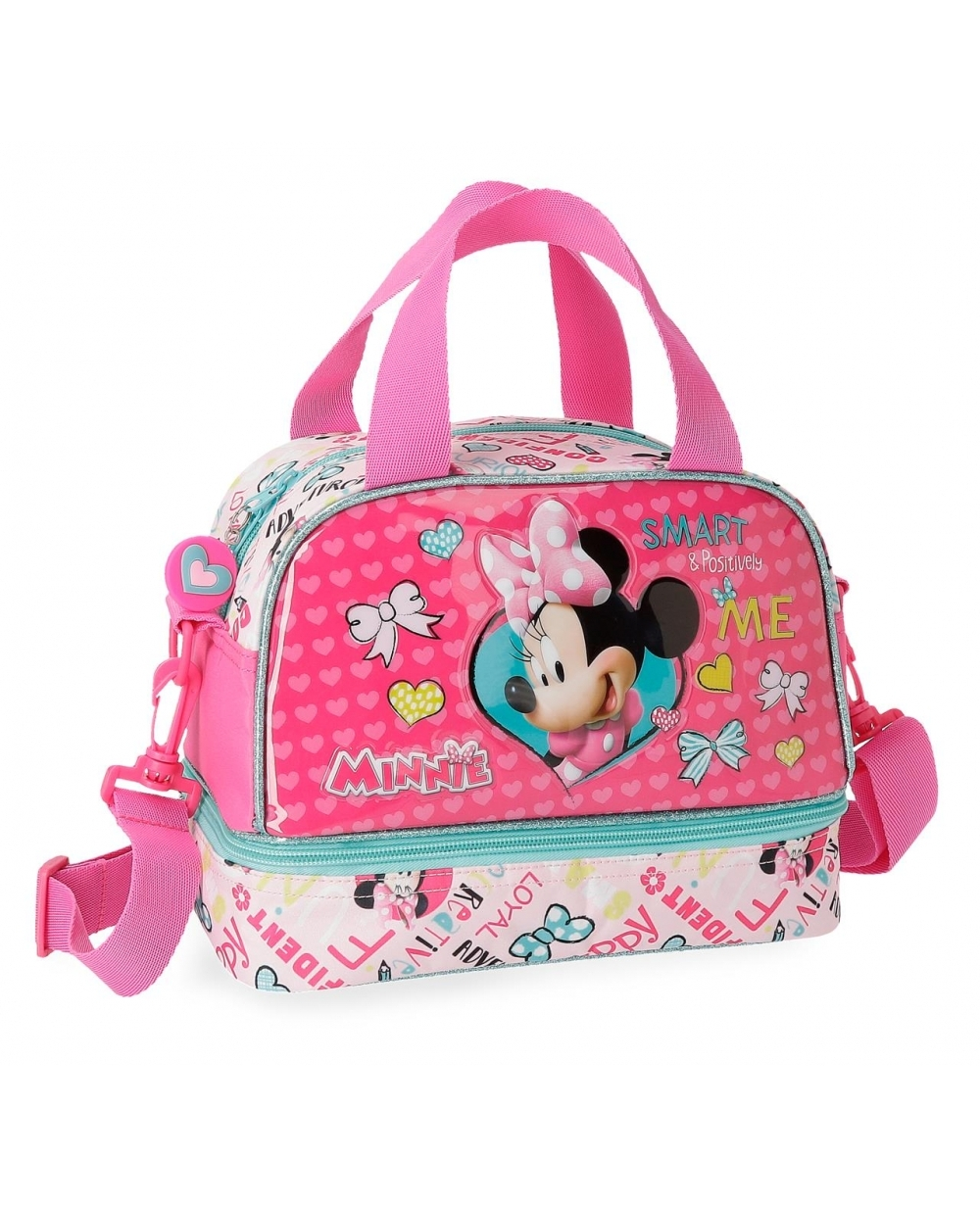 Disney Minnie Happy Helpers Neceser Rosa (Foto )