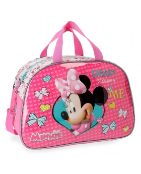 Disney Minnie Happy Helpers Bolsa de viaje Rosa