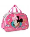 Minnie Happy Helpers Bolsa de viaje Rosa (Foto 1)