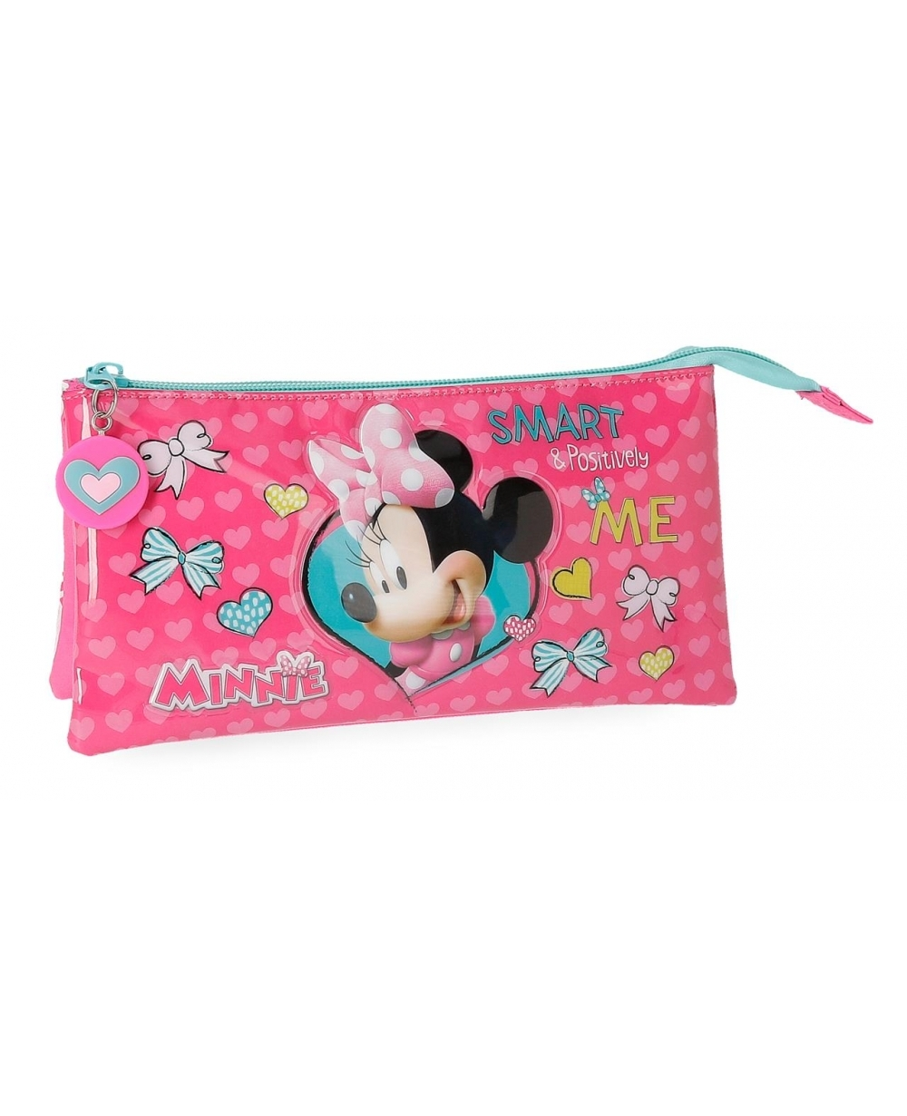 Minnie Happy Helpers Estuche Rosa (Foto )