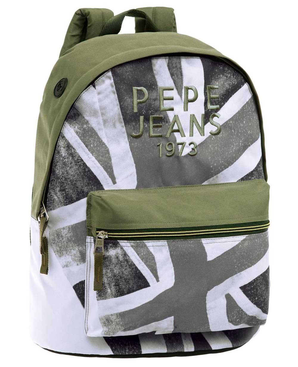 Pepe Jeans Otto Mochila adaptable Verde (Foto )