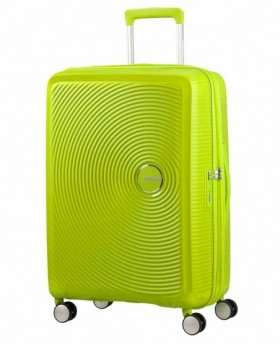 American Tourister Soundbox Maleta mediana Verde 0