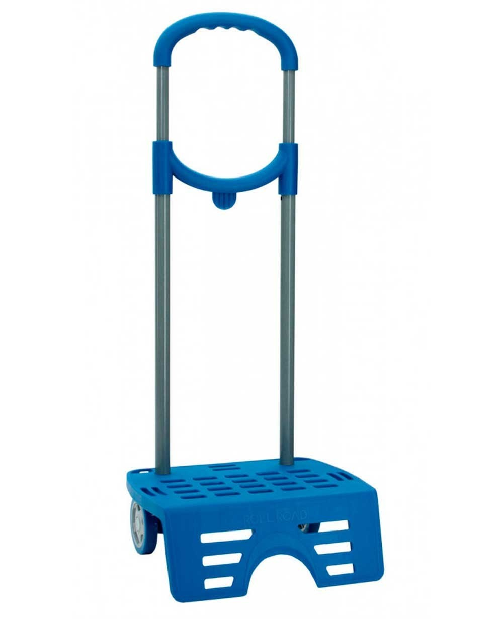 Roll Road Plataforma Universal Carro Escolar Azul (Foto )
