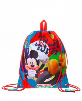 Disney Mickey Twist Gymsack Azul