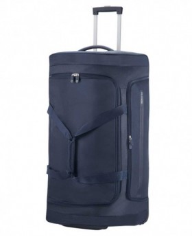American Tourister Summer Voyager Bolsa de Viaje con ruedas Azul