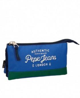 Pepe Jeans Kepel Estuche Azul 0