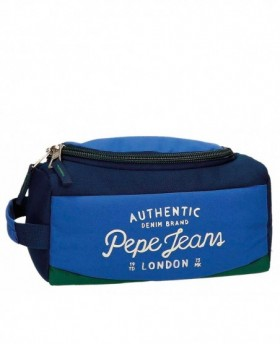 Pepe Jeans Kepel Neceser Azul