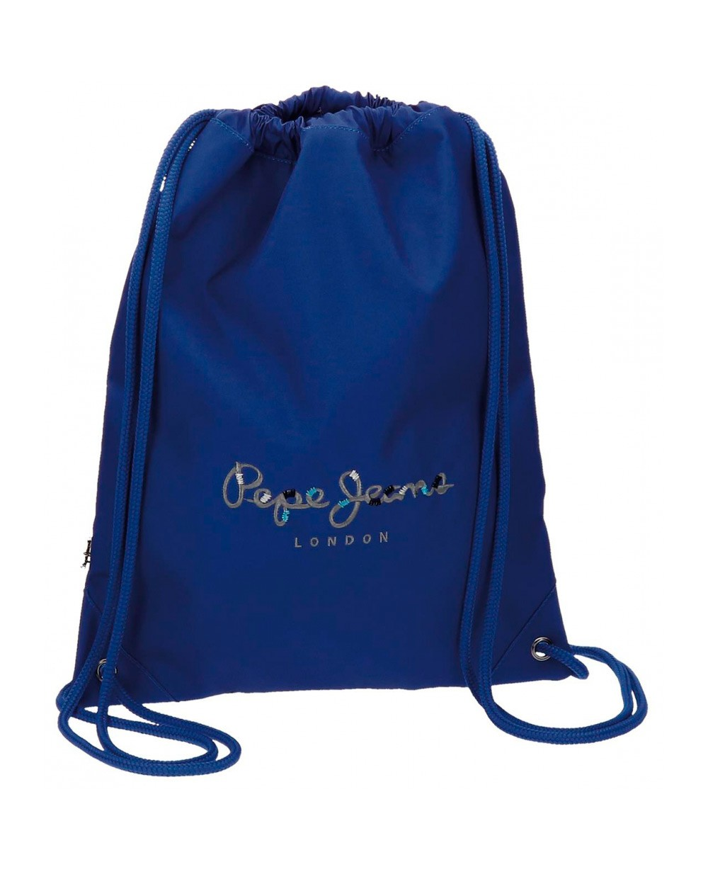 Pepe Jeans Harlow Gymsack Azul (Foto )
