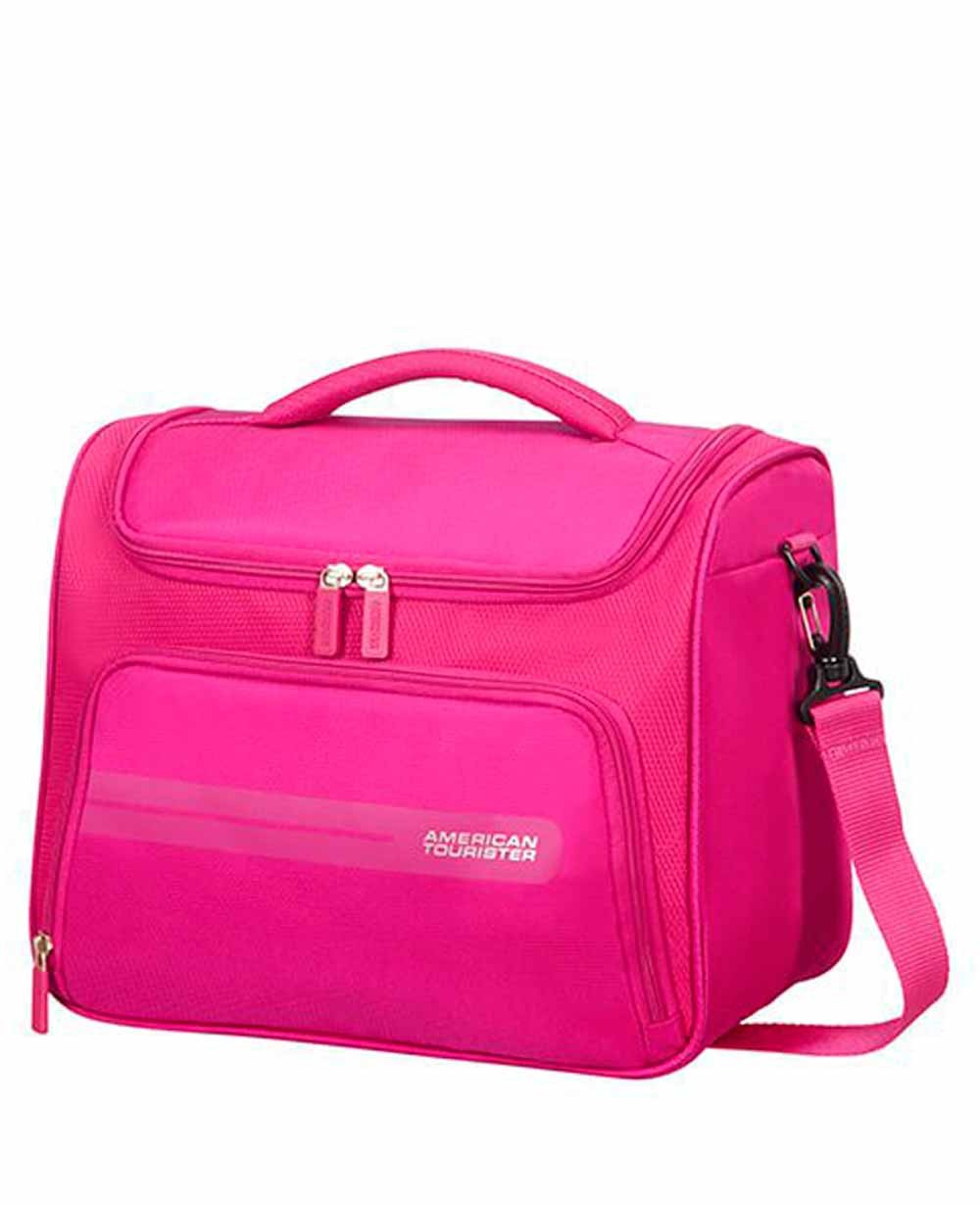 American Tourister Summer Voyager Neceser Fucsia (Foto )