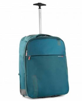 Mochila de cabina Roncato Speed con ruedas Azul - 55cm | Maletia.com