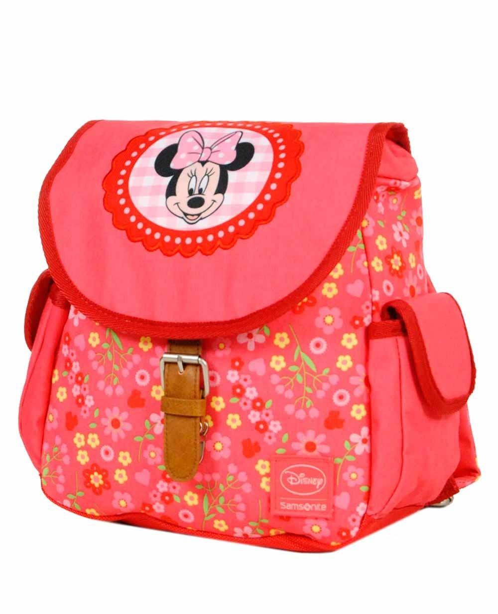 Samsonite Disney Stylies Minnie Mochila S preescolar Rosa (Foto )