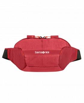 Riñonera SamsoniteRewind Roja - 24cm | Maletia.com