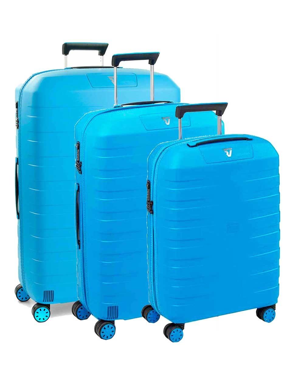 Roncato Box 2.0 Juego Azul Pacífico (Foto )