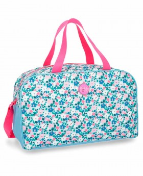 Bolsa de Viaje Roll Road Pretty Blue Azul - 45cm | Maletia.com