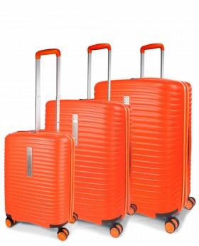 Juego de Maletas Roncato MODO Vega Naranja | Maletia.com