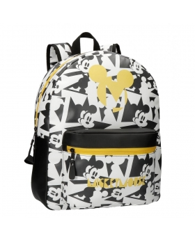 Mochila adaptable Disney Mickey Caleidoscopio - 42cm | Maletia.com