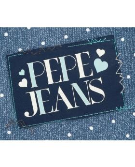 Mochila adaptable Pepe Jeans - Olaia Azul | Maletia