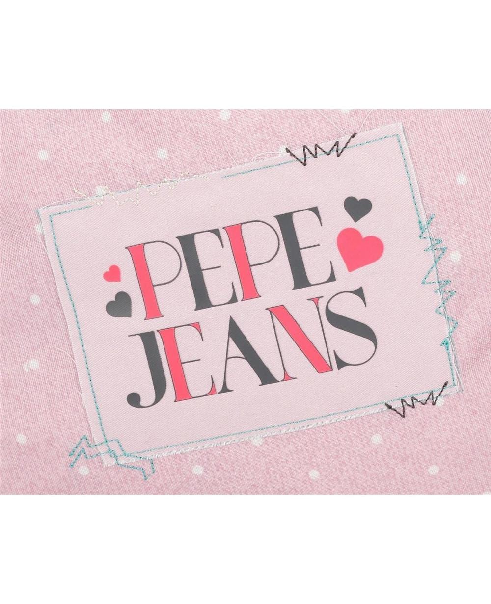 Pepe Jeans Olaia Neceser Rosa (Foto )